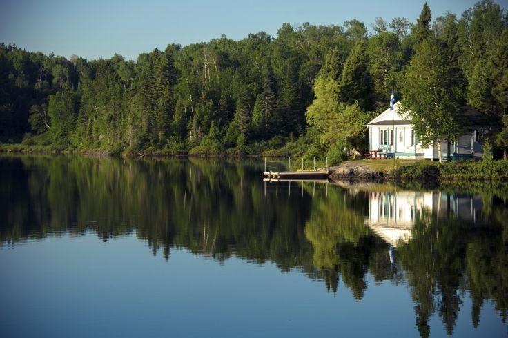 Les Escoumins - Québec - Canada