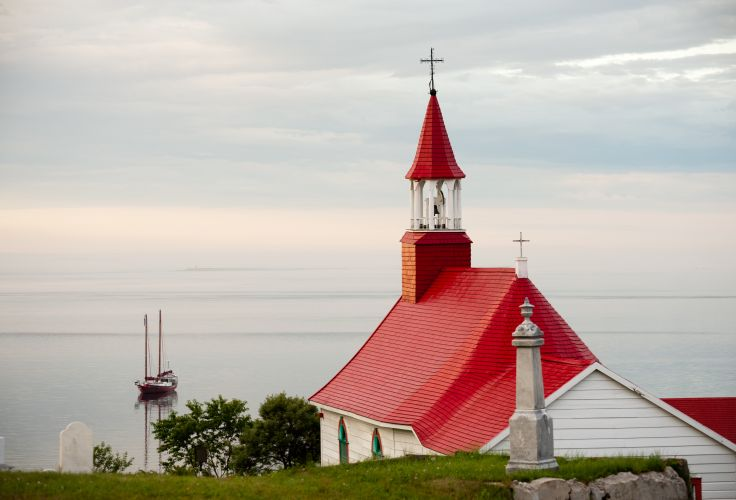 Chapelle de Tadoussac - Québec - Canada