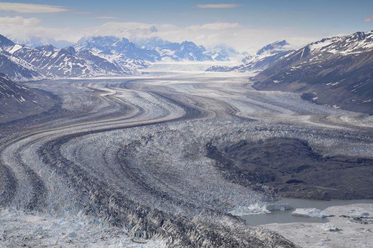 Parc national de Kluane - Yukon - Canada