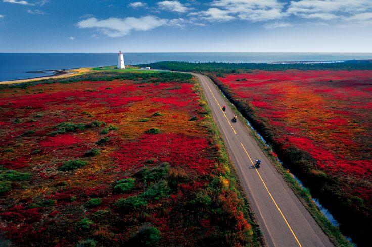 Le Nouveau Brunswick – Nature sauvage entre terre et mer