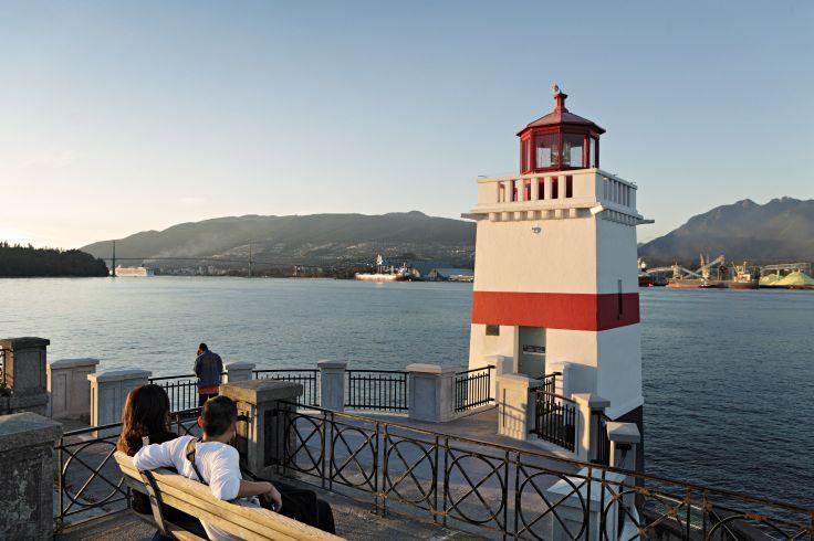 Vancouver et ses îles - Un été à deux dans l'Ouest canadien