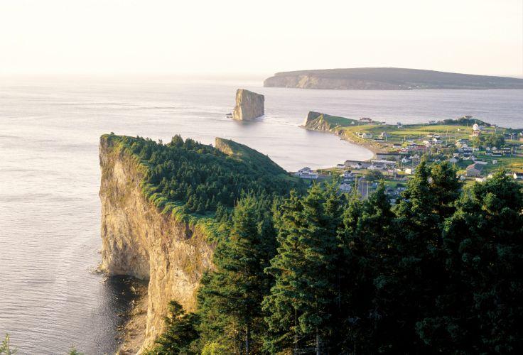 Rocher Percé - Québec - Canada