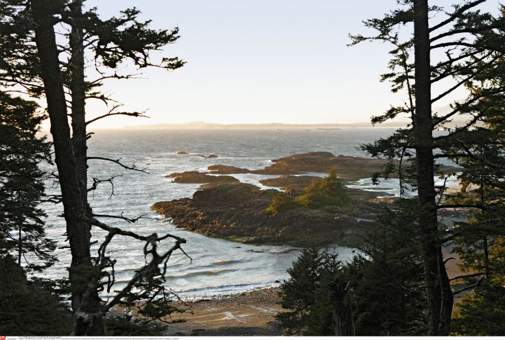 L'ouest canadien - De l'île de Vancouver aux Rocheuses