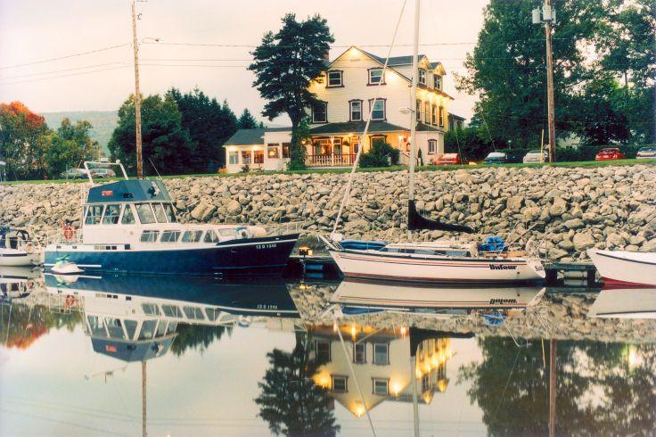 Région de Baie-Saint-Paul - Québec - Canada