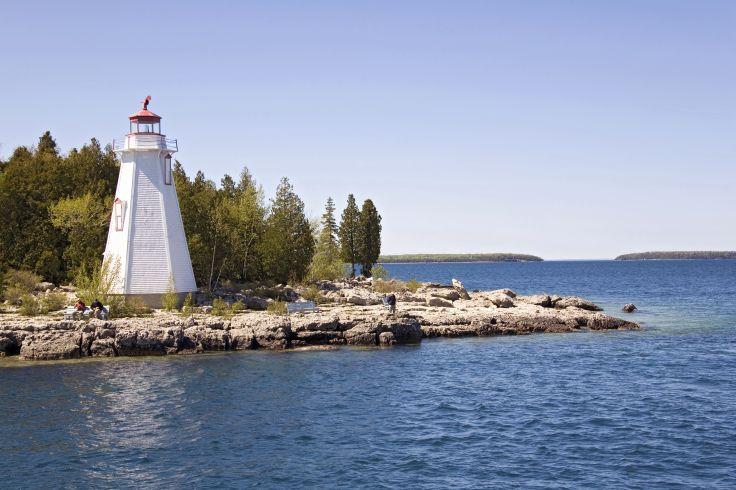 Tobermory - Ontario - Canada