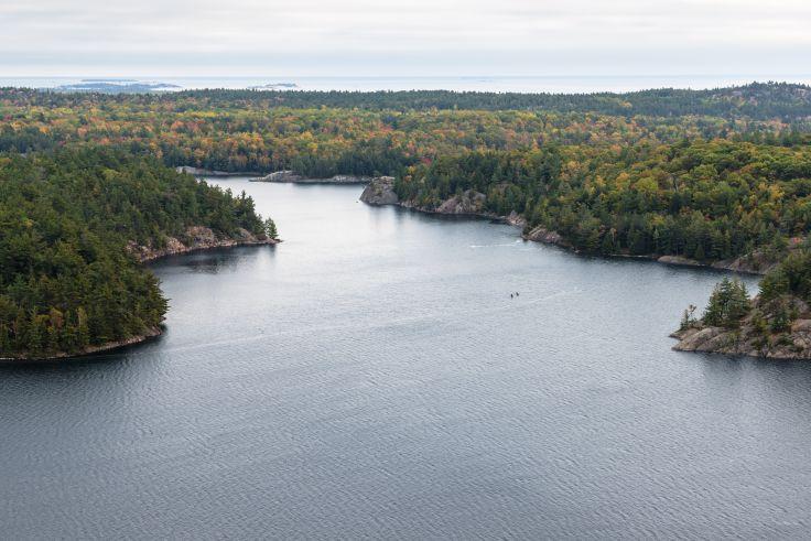 George Lake - Killarney - Ontario - Canada