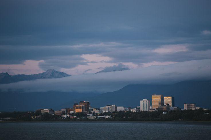 Anchorage - Alaska - Etats-Unis