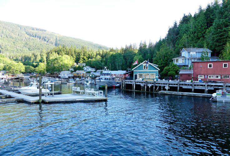 Telegraph Cove - Canada