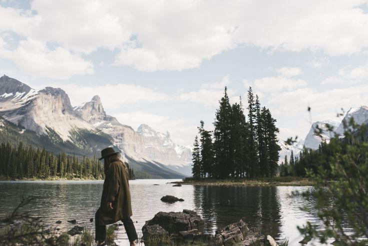 Parc national de Jasper - Alberta - Canada
