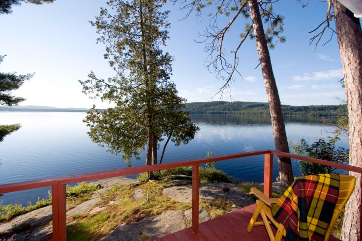 Parc provincial Algonquin - Canada