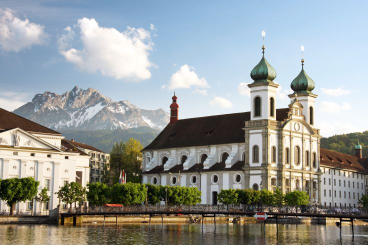 Lucerne - Canton de Lucerne - Suisse