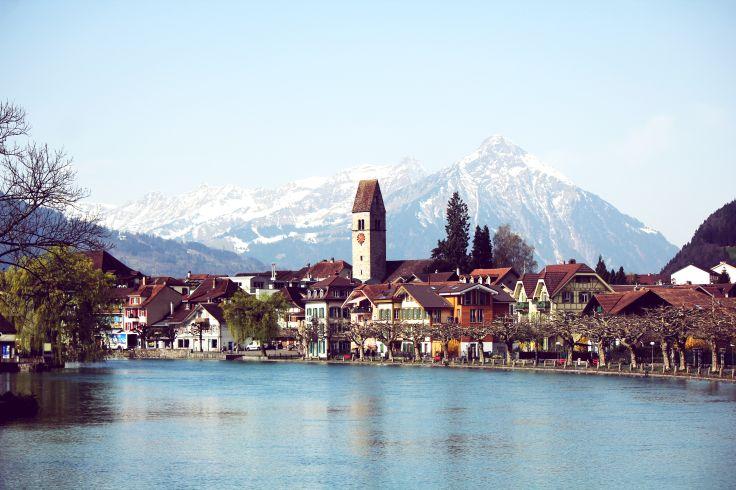 Interlaken - Canton de Berne - Suisse
