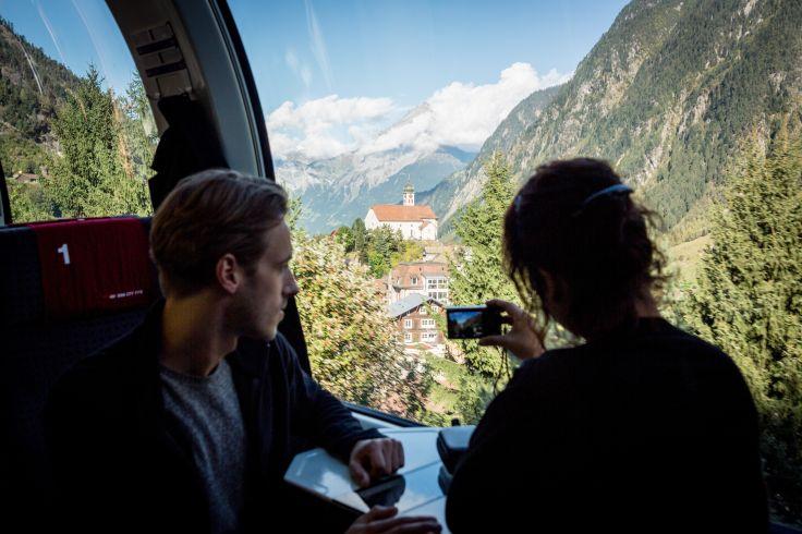 Gotthard Panorama Express - Suisse
