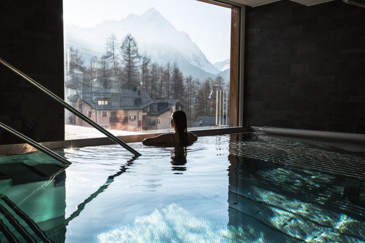 Saint-Moritz - Suisse