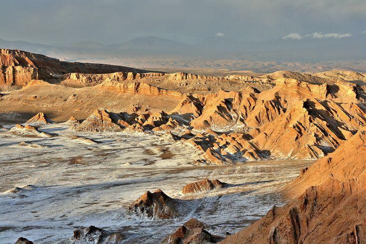 De l'Atacama à la Patagonie - Le Chili des extrêmes