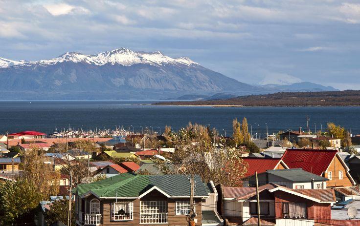 Puerto Natales - Patagonie - Chili