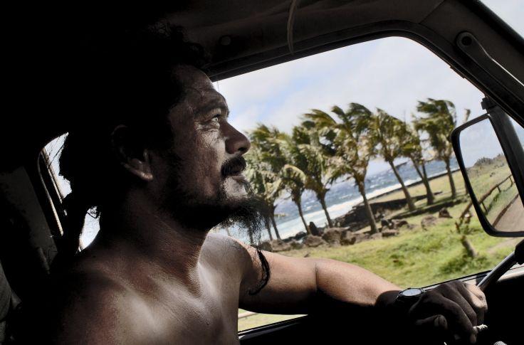 Dans la légende du Pacifique - L'île de Pâques