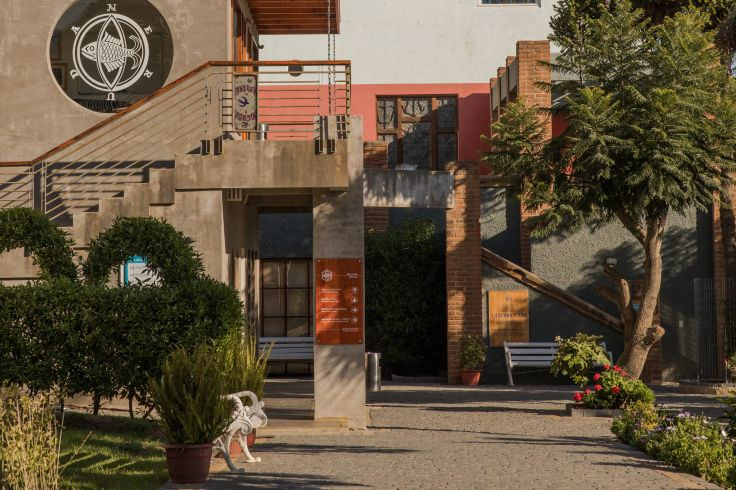 Maison de Pablo Neruda - Valparaiso - Chili