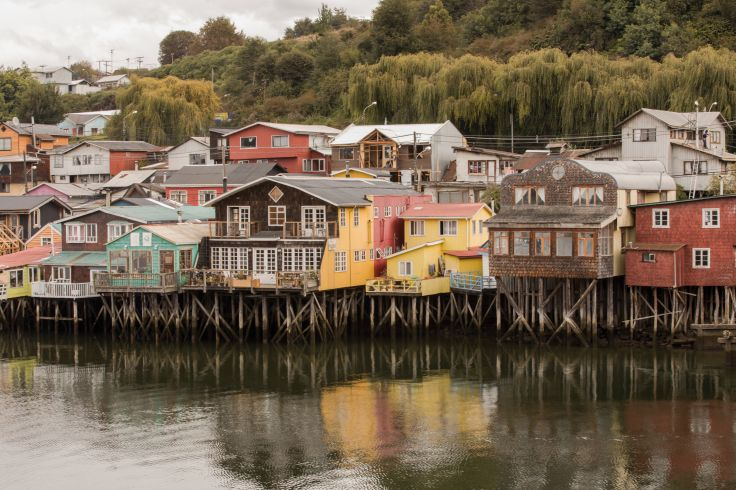 Castro - Chiloé - Chili