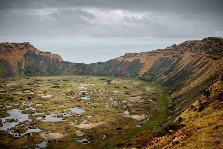 Ile de Pâques (Rapa Nui) - Chili