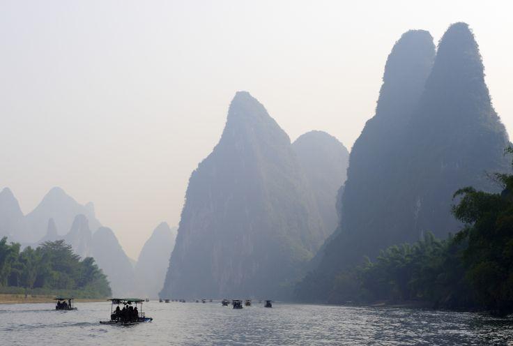 Région de Yangshuo - Guangxi - Chine