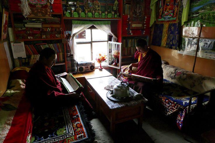 Collège philosophique de Sinda - Tibet oriental