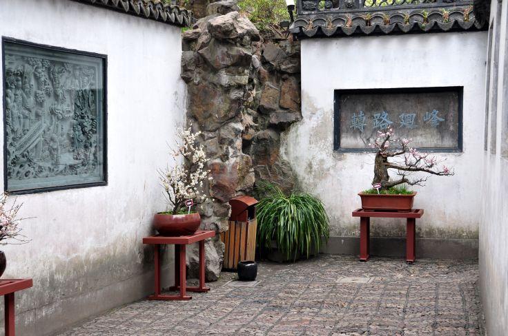Jardin Yu - Shanghai - Chine