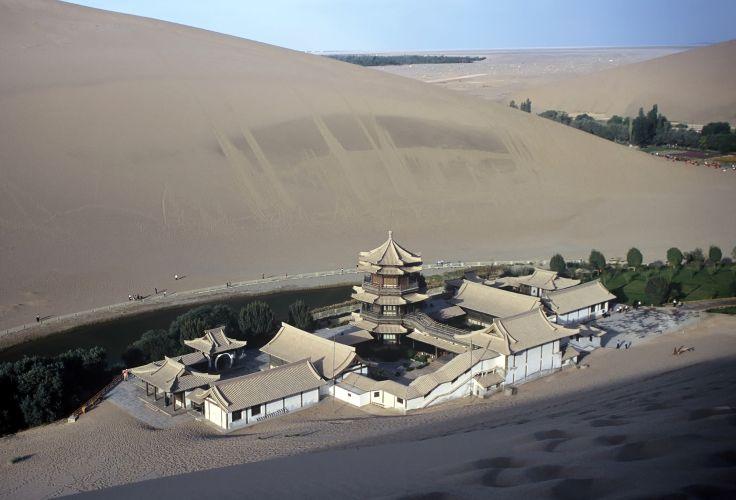 Mingsha Shan - Dunhuang - Chine