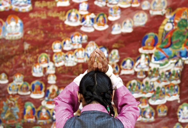 Lhassa - Tibet