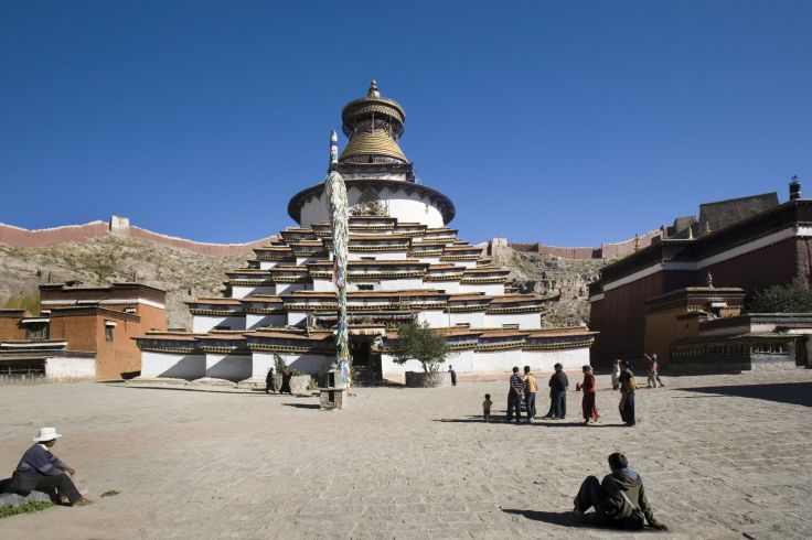 Gyantsé - Tibet