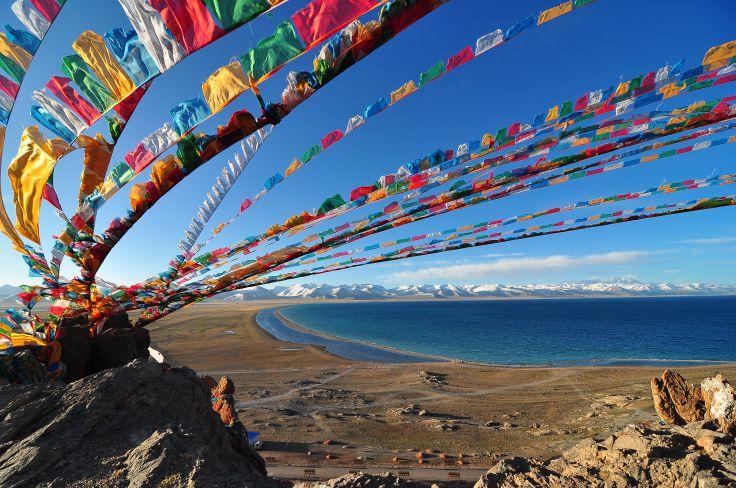 Lac Namtso - Tibet