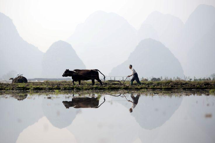 Guilin - Province du Guangxi - Chine
