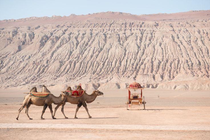 La route de la soie en Chine - De Kachgar à Xi'an