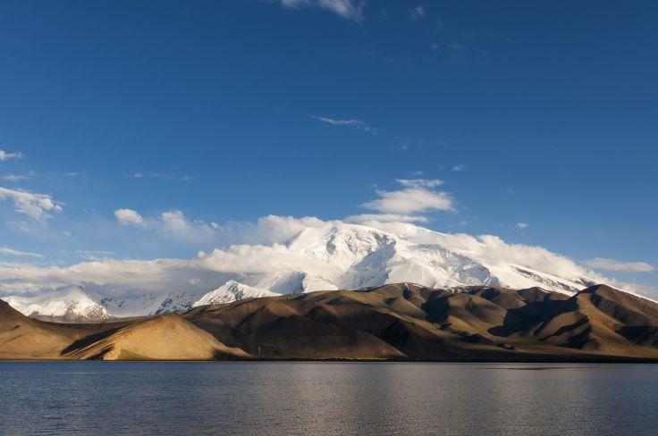 Lac Karakul - Chine
