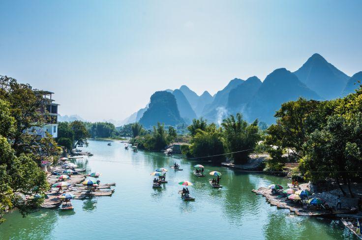 Yangshuo - Chine