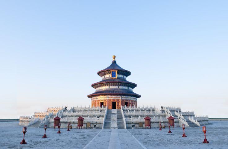 Temple du Ciel - Pékin - Chine