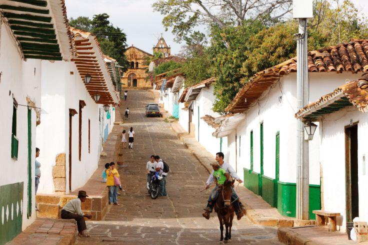 Barichara - Santander - Colombie