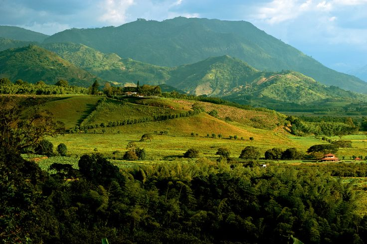 Arménie - Colombie
