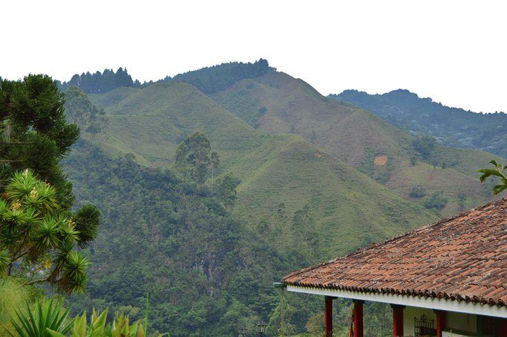 Salento - Colombie