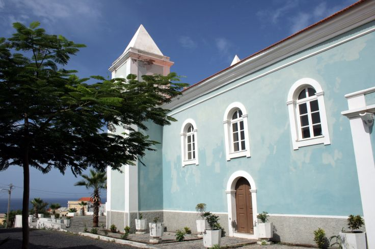 Sao Filipe - Ile de Fogo - Cap Vert