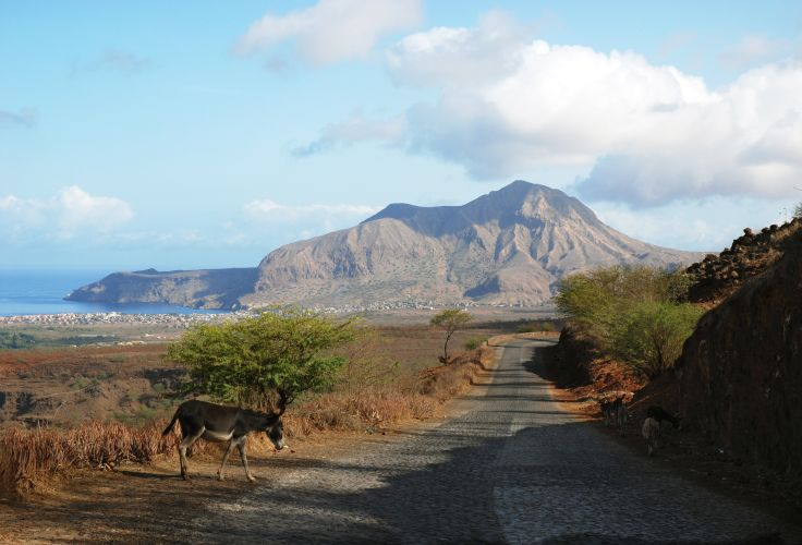 Ile de Santiago - Cap Vert