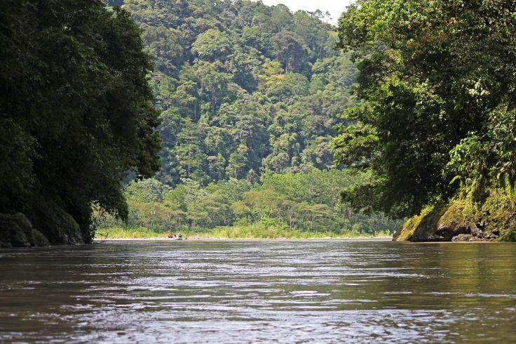 Rio Pacuare - Costa Rica