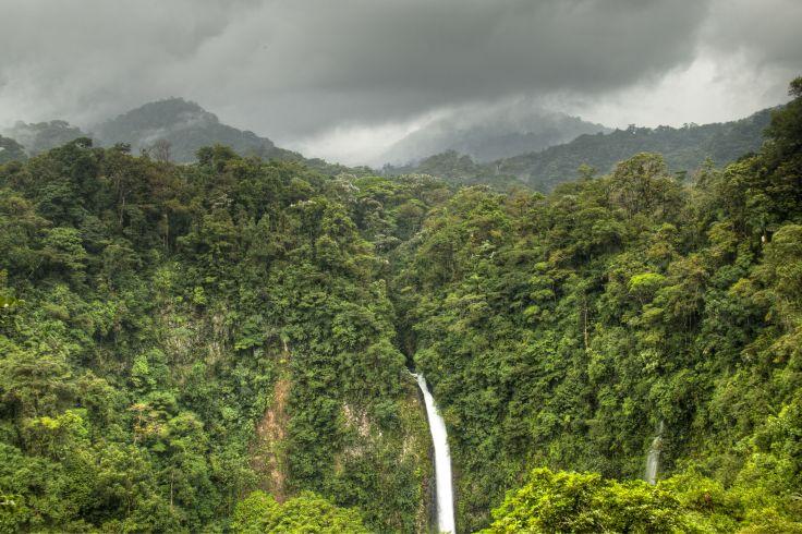 Cascade La Fortuna - Arenal - Costa Rica