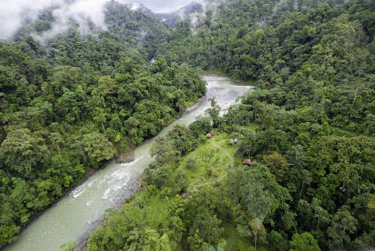 Pacuare - Costa Rica