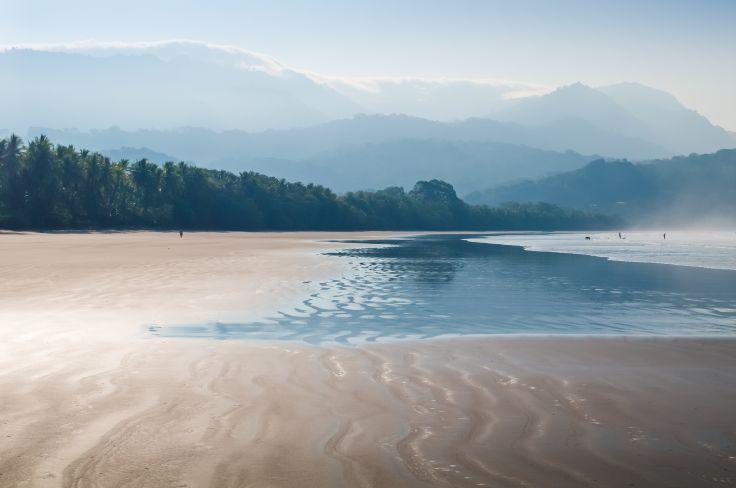 Uvita - parc national Marino Ballena - Costa Rica