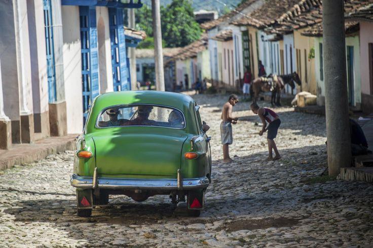 Cuba à rythme cool - La Havane, Trinidad & les Cayos