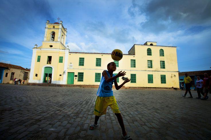 Petits pirates des Caraïbes - Cuba en famille