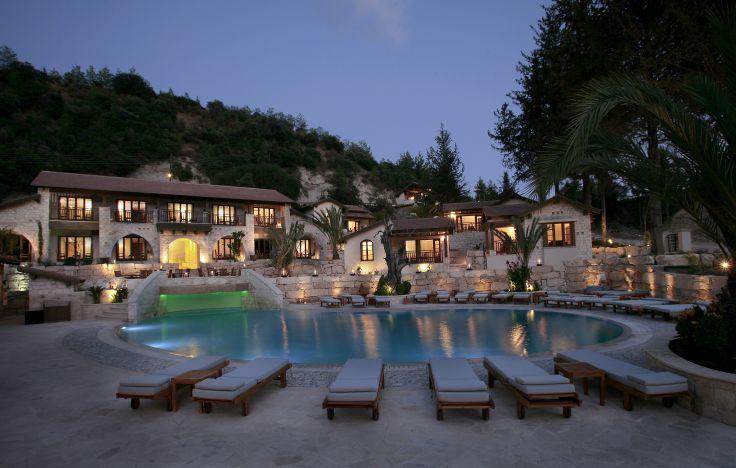 Ayii Anargyri Natural Healing Spa Resort - Miliou - Chypre