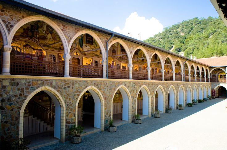 Monastère Kykkos - Troodos - Chypre