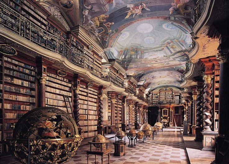 Clementinum - Prague - République Tchèque